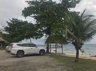 Free Parking care of Maribago Blue Waters