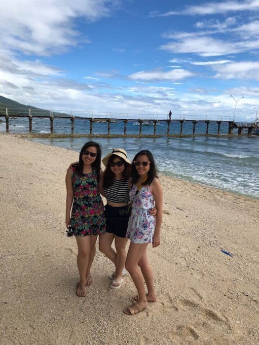 Tres Marias at the dock
